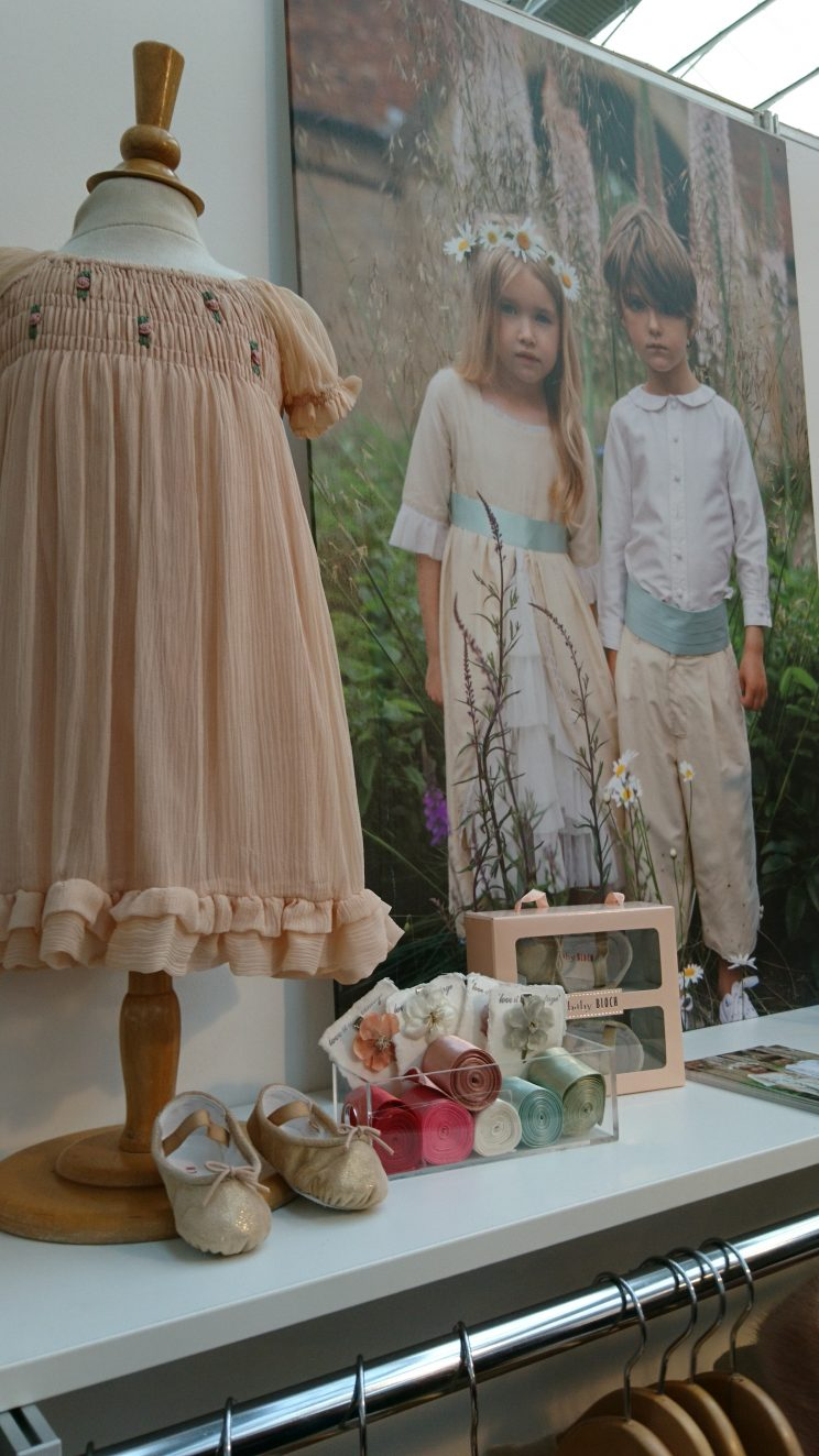 Brides the Show 2016 - Wild & Gorgeous Flower Girl Dresses and Pageboy Outfits