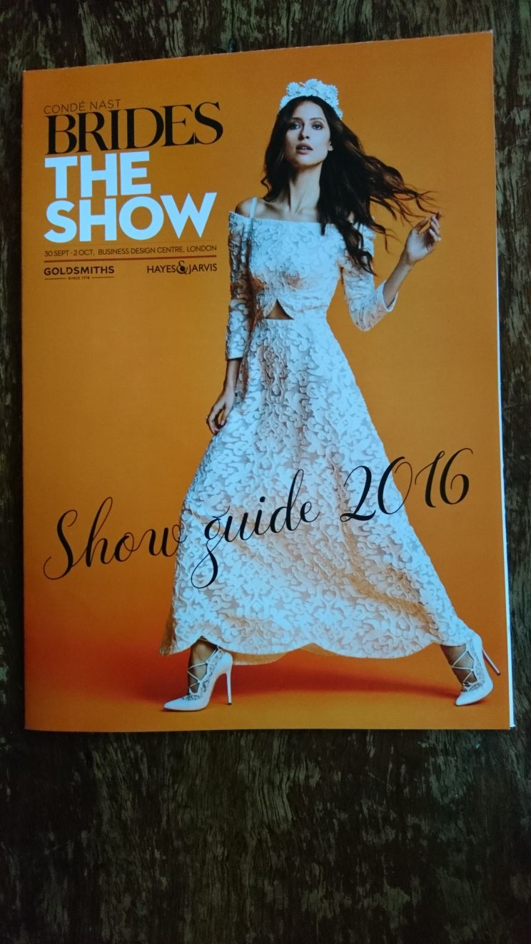 Brides The Show 2016 - wedding day, wedding planner