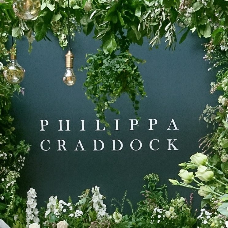 Brides The Show 2016 - Philippa Craddock Wedding Flowers
